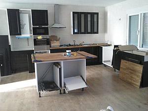 Reparaci n de muebles de cocina - Montaje muebles ikea ...